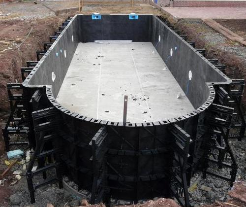 Строительство бассейна в Великом Новгороде